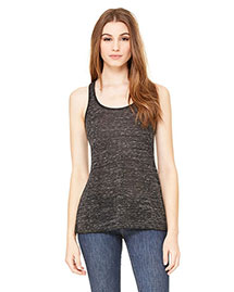 Bella B8800 Women Flowy Racerback Tank at bigntallapparel