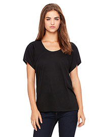 Bella B8801 Ladies' Flowy Raglan T-Shirt at bigntallapparel