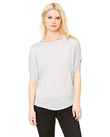 Bella B8806 Women WoFlowy Circle Top