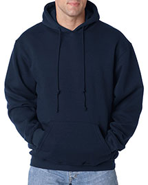 Bayside B960 80/20 Hooded Sweatshirt at bigntallapparel