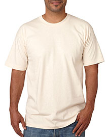 Bayside 5040 Adult ShortSleeve Cotton Tee at bigntallapparel