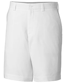 Cutter & Buck BCB00087 Men Cb Drytec White Bainbridge Ff Short