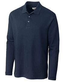 Cutter & Buck BCK00742 Men Long Sleeve Brokers Bay Polo