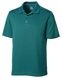 Cutter & Buck Bck00966 Men Cb Drytec Glendale Polo