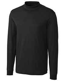 Cutter & Buck Bck00971 Men Long Sleeve Belfair Pima Mock