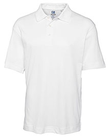 Cutter & Buck Bck05561 Men Cb Drytec Birdseye Polo