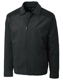 Cutter & Buck Bco00917 Men Microsuede Roosevelt Jacket