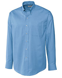 Cutter & Buck BCW01711 Men Long Sleeve Epic Easy Care Nailshead
