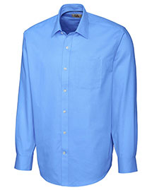 Cutter & Buck BCW02054 Men Long Sleeve Epic Easy Care Spread Nailshead