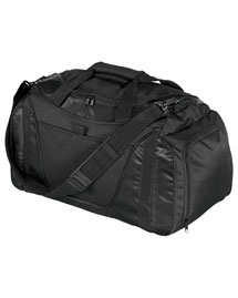Port & Company BG1040  New   Twotone Small Duffel