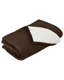 Port Authority BP40  Mountain Lodge Blanket