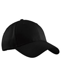Port Authority C608 Mens Easy Care Cap at bigntallapparel