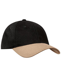 Port Authority C815  Two Tone Brushed Twill Cap