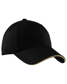 Port Authority Signature C832  Reflective Sandwich Bill Cap