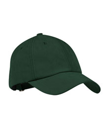 Port Authority Signature C850  Sueded Cap at bigntallapparel