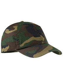 Port Authority C851 Mens Camouflage Cap at bigntal