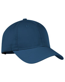 Port Authority C868 Mens Nylon Twill Performance Cap at bigntallapparel
