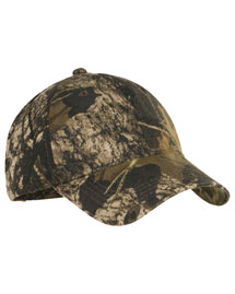 Port Authority C871  Pro Camouflage Series Garment-Washed Cap