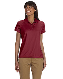 Chestnut Hill CH365W Women Technical Performance Polo at bigntallapparel