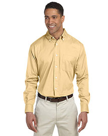 Chestnut Hill CH500 Men 32 Singles Long Sleeve Twill at bigntallapparel