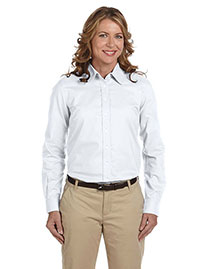 Chestnut Hill CH580W Women Performance Plus Oxford