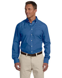 Chestnut Hill CH600 Mens Executive Performance Broadcloth at bigntallapparel