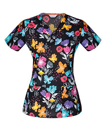 Code Happy Ch606x8a Women Vneck Top