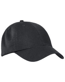 Port & Company CP78 Mens Washed Twill Cap at bigntallapparel