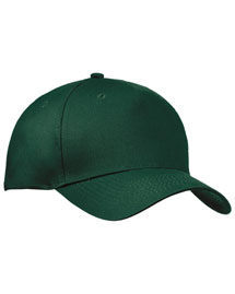 Port & Company CP86 Mens 5 Panel Twill Cap at bigntallapparel