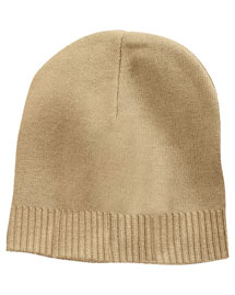 Port Authority CP95  100% Cotton Beanie at bigntallapparel