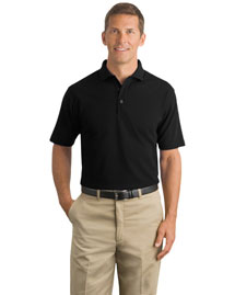 Cornerstone CS402 Men Industrial Pocketless Pique Polo