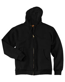 Cornerstone CS620 Men Heavy Weight Full Zip Hoodie With Thermal Lining