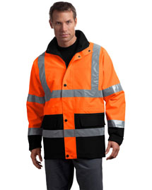 CornerStone CSJ24 Men Ansi Class 3 Waterproof Parka