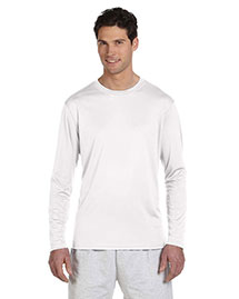 Champion CW26 Men 4 Oz. Double Dry Performance Long-Sleeve T-Shirt