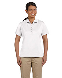 Devon & Jones D440W Ladies' Executive Club Polo at bigntallapparel