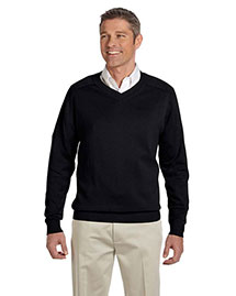 Devon & Jones D475 Men V Neck Sweater