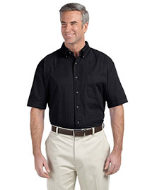 Devon & Jones D500S Men Short Sleeve Titan Twill