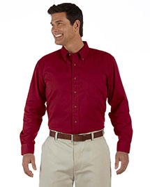 Devon & Jones D500 Men Long Sleeve Titan Twill