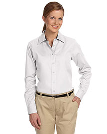 Devon & Jones D610W Women Pima Advantage Twill