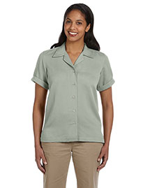 Devon & Jones D670w Women Isla Camp Shirt