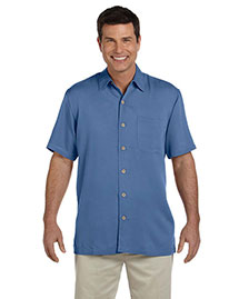 Devon & Jones D670 Men Isla Camp Shirt