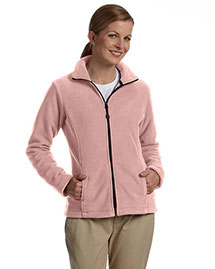 Devon & Jones D780W Women WoWintercept Fleece Full-Zip Jacket