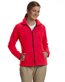 Devon & Jones D780W Women Wintercept Fleece Full-Zip Jacket at bigntallapparel