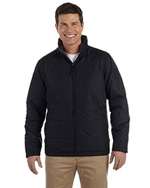 Devon & Jones D785 Mens Classic Reversible Jacket at bigntallapparel