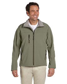 Devon & Jones D995 Men's Soft Shell Jacket at bigntallapparel