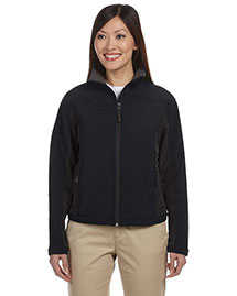 Devon & Jones D997W Women WoSoft Shell Colorblock Jacket