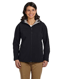 Devon & Jones D998W Women WoHooded Soft Shell Jacket