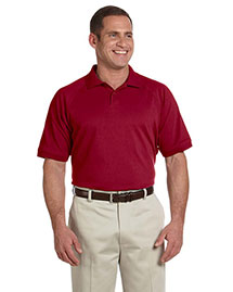 Devon & Jones Dg105 Men Dri Fast Pique Polo