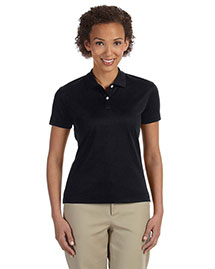 Devon & Jones DG200W Women Pima-Tech Jet Pique Polo