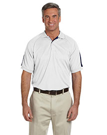 Devon & Jones DG375 Men Dri Fast Advantage Colorblock Mesh Polo